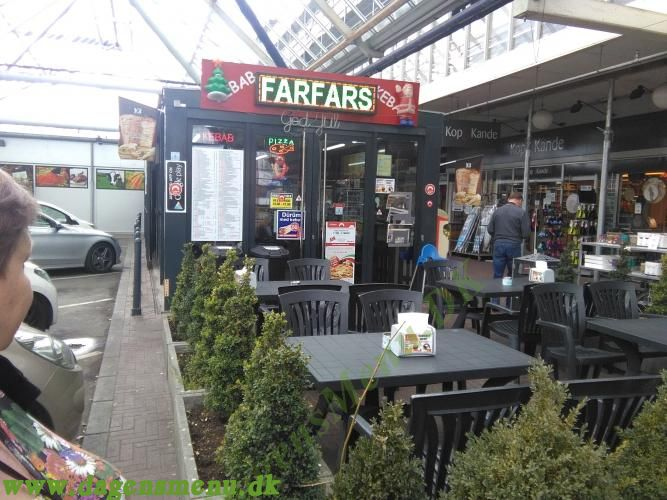 Farfars Grill & Pizza