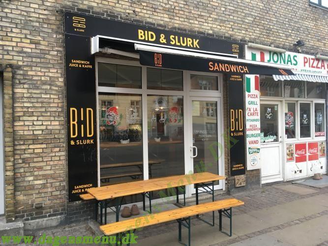 Bid & Slurk Sandwich