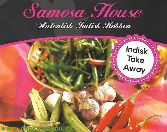 Samosa House Indisk