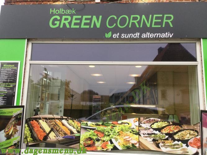 Holbæk Green corner