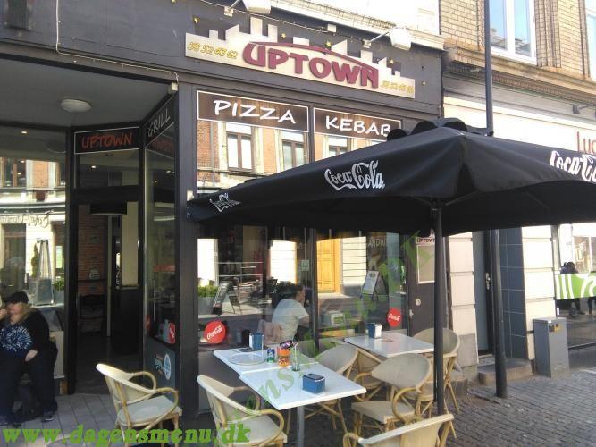 Uptown Pizza og Kebab