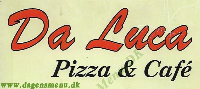 Da Luca Pizza & Cafe