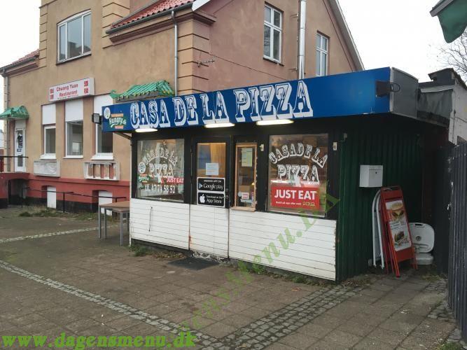 Casa de la pizza Posthustorvet
