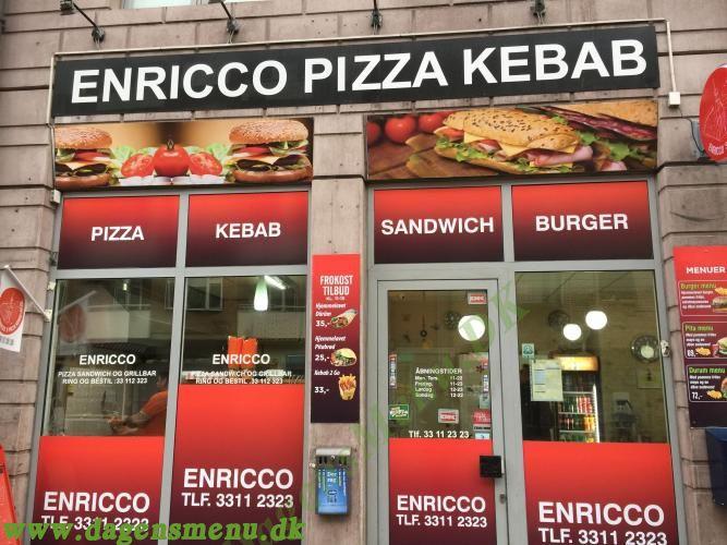Enricco Pizza & Kebab