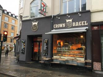 Crown Bagel Frederiksberg