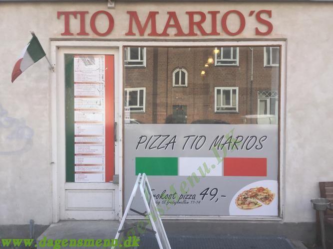 Pizza Tio Mario's
