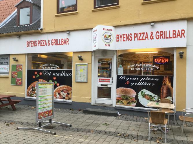 Byens Pizza og Grillbar
