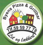 Byens Pizza & Grillbar