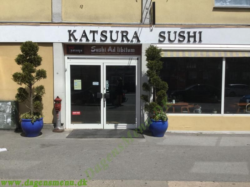 Katsura Sushi