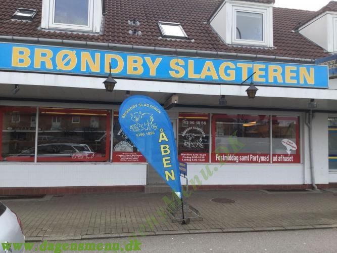 Brøndby Slagteren -