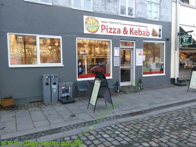 Torvets Pizza & Kebab
