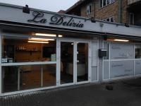 La Delizia Ægte italiensk pizzaria
