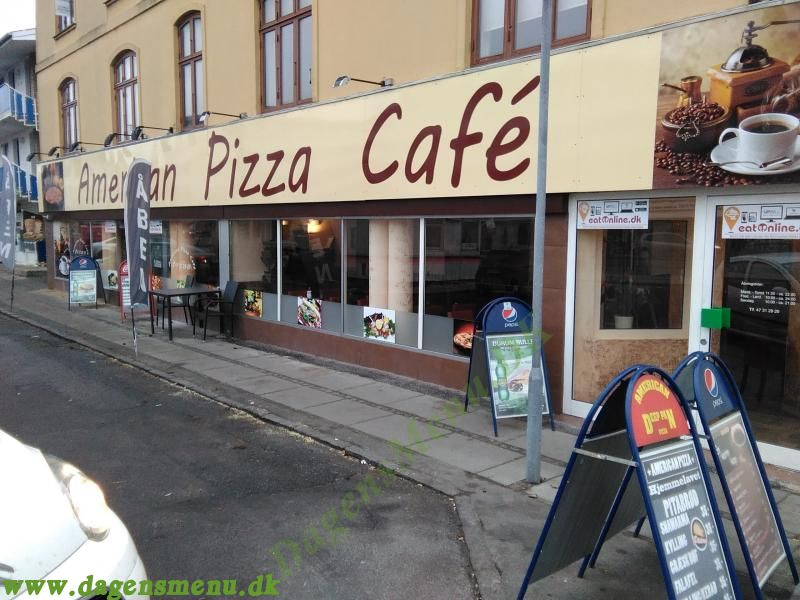 American Pizza Cafe