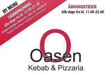 Oasen Kebab & Pizzeria