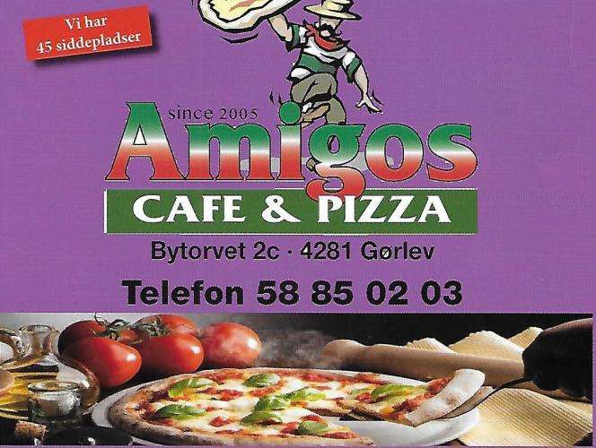 Amigos Cafe & Pizza