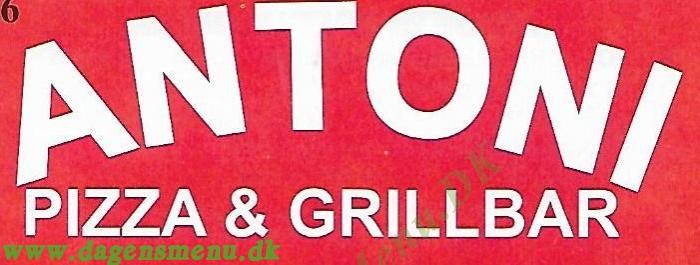 Antoni Pizza & Grillbar