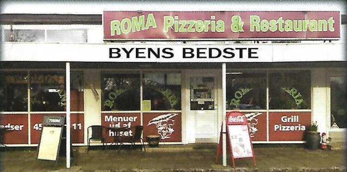 Roma Pizzeria & Restaurant