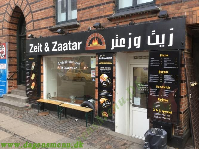 Zeit & Zaatar