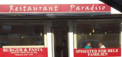 Paradiso Pizza & Restaurant