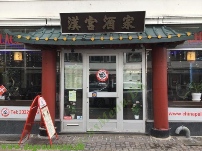 China Palace, Kinesisk Restaurant