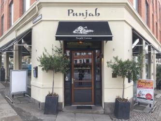 Restaurant Punjab Valby