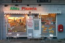 Alles Pizza og Kiosk