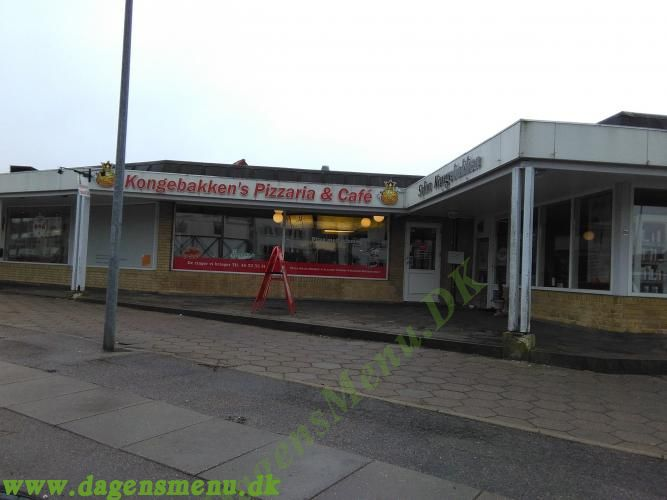 Kongebakken's Pizzaria