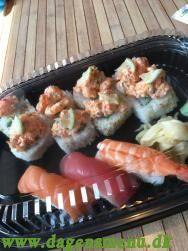 King Running Sushi & Wok