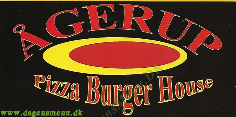 Ågerup Pizza Burger House