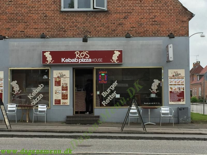 Ro's Kebab & Pizza House