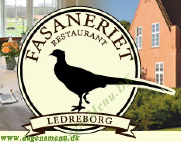 Fasaneriet Restaurant