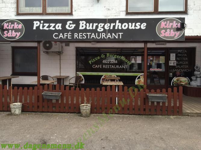 Kirke Såby Pizza -