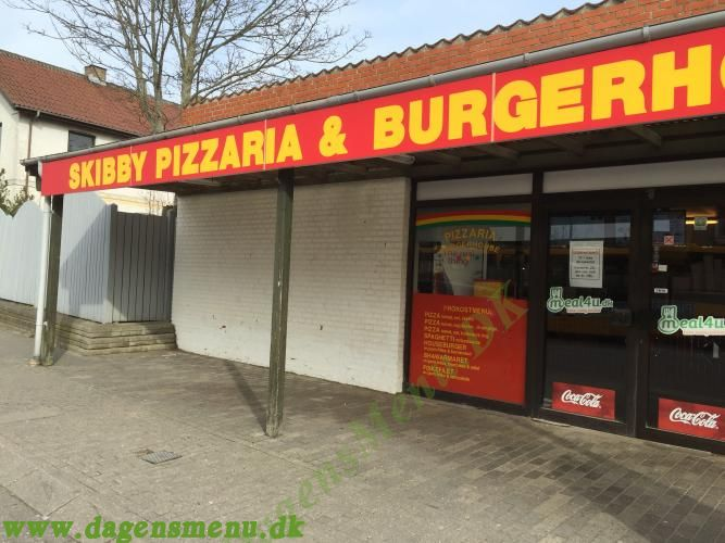 Skibby Pizza og Burger House