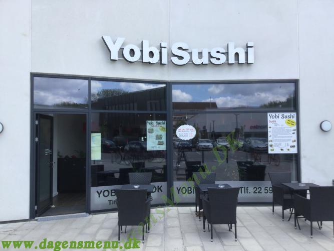 Yobi Sushi