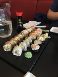Bedste Sushi for pengene
