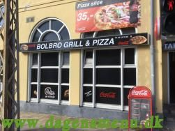 Bolbro Grill & Pizza