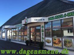 Dana Pizza og Grill