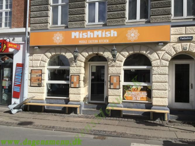 MishMish Middle Eastern Kitchen