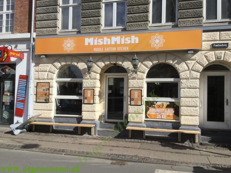 MishMish Middle Eastern Kitchen