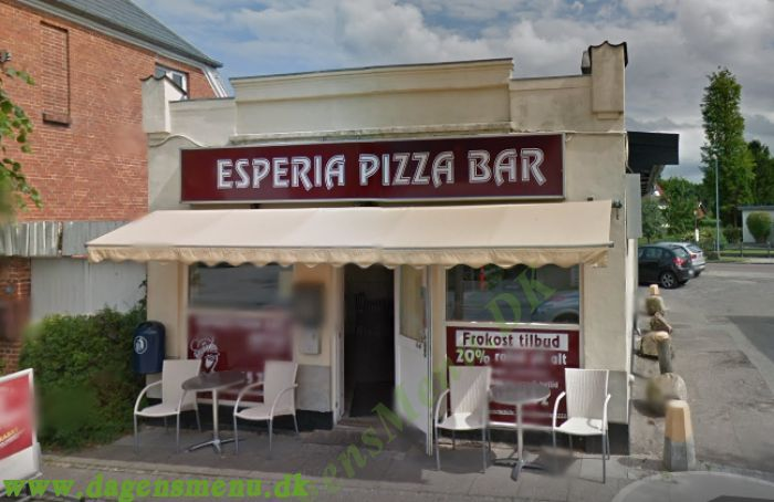 Esperia Pizzabar