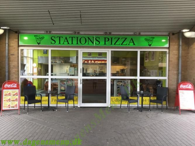 Farum Station Pizza