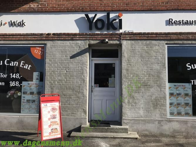 Yoki restaurant