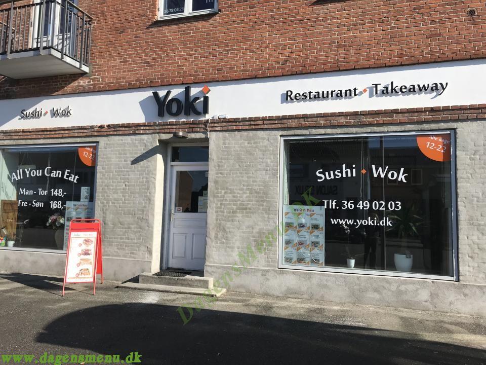 yoki restaurant hvidovre