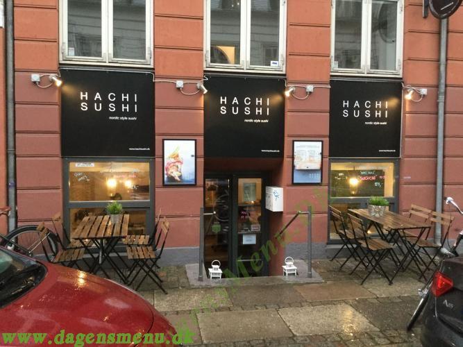 Hachi Sushi Østerbro