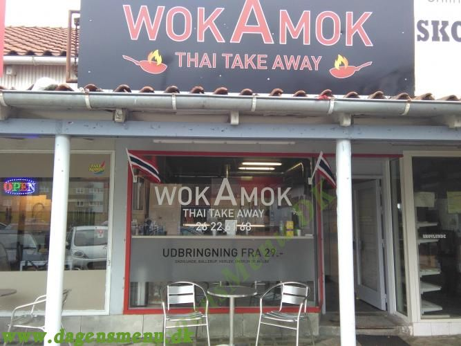 wokAmok Thai Take Away