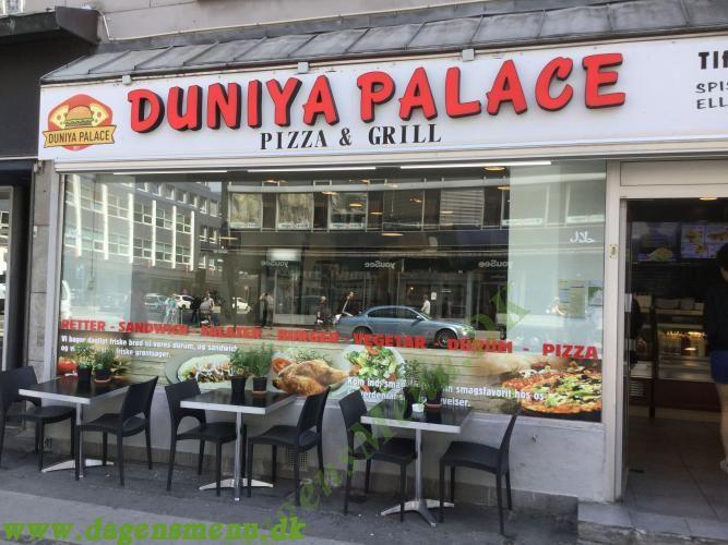 Duniya palace, Pizza & Grill