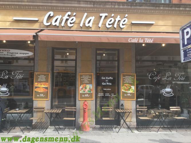 Cafe la tete