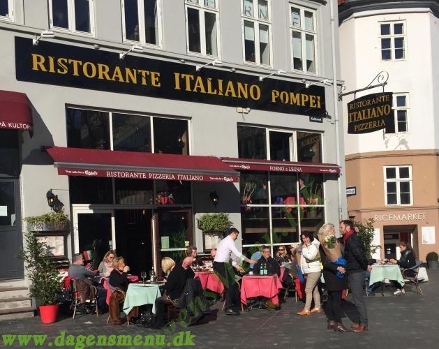 Restaurant Italian Pompei