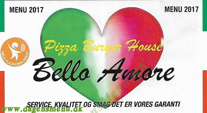 Bello Amore Pizza House