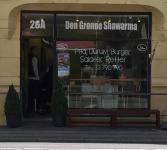 Den Grønne Shawarma